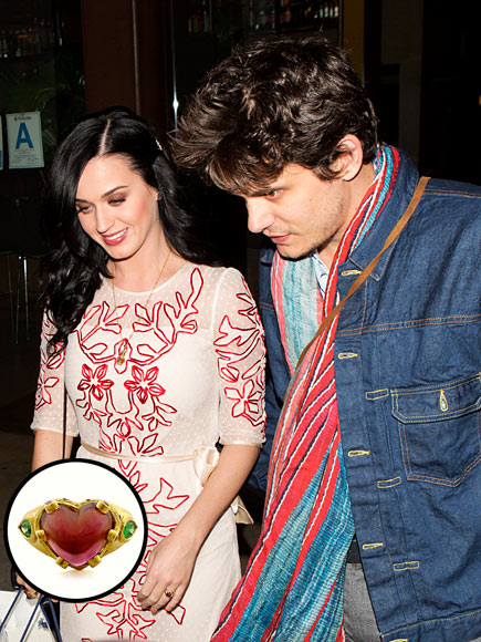 MONTH 7: FEBRUARY photo | John Mayer, Katy Perry