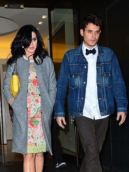 MONTH 3: OCTOBER photo | John Mayer, Katy Perry