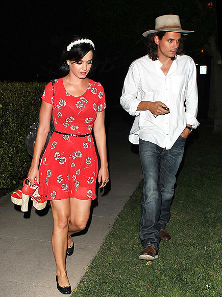 MONTH 2: SEPTEMBER photo | John Mayer, Katy Perry
