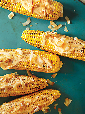 Angelo Sosa's Grilled Corn| Memorial Day, Great Ideas