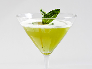Green with Inn-vy Cocktail