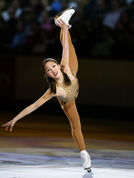 MICHELLE KWAN: THEN photo | Michelle Kwan
