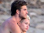 Miley & Liam&#39;s PDA Around the World | Liam Hemsworth, Miley Cyrus