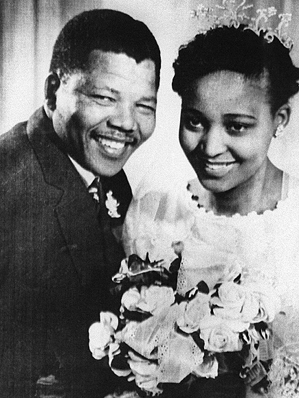 A SECOND MARRIAGE photo | Nelson Mandela
