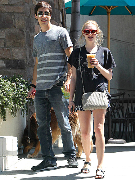 AMANDA & JUSTIN photo | Amanda Seyfried, Justin Long