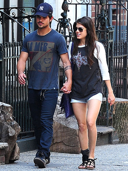 TAYLOR & MARIE photo | Taylor Lautner