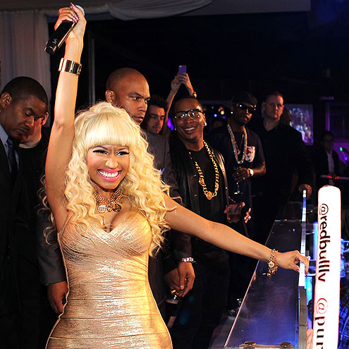 GOLDEN GIRL photo | Nicki Minaj