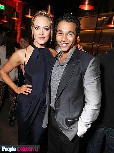 FANCY FEET photo | Corbin Bleu, Peta Murgatroyd