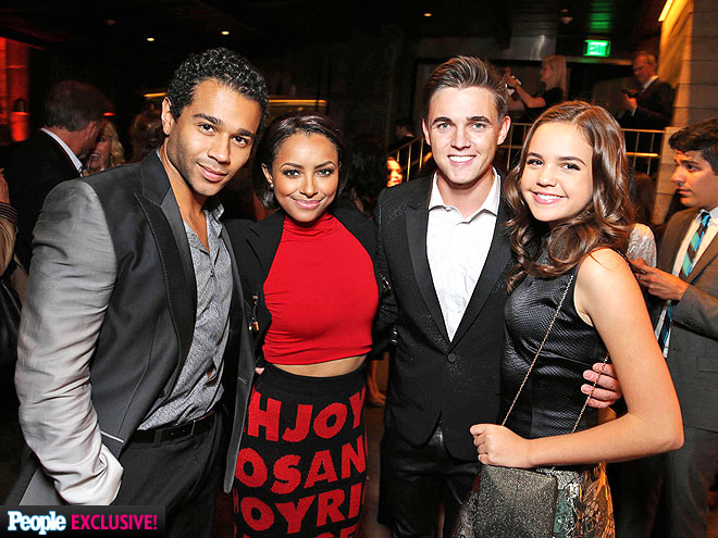 HOT IN HOLLYWOOD photo | Corbin Bleu, Jesse McCartney, Kat Graham