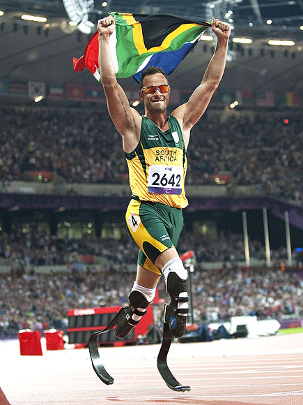1. OLYMPIC GLORY photo | Oscar Pistorius