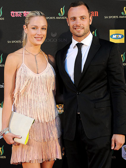 LOVING COUPLE? photo | Oscar Pistorius