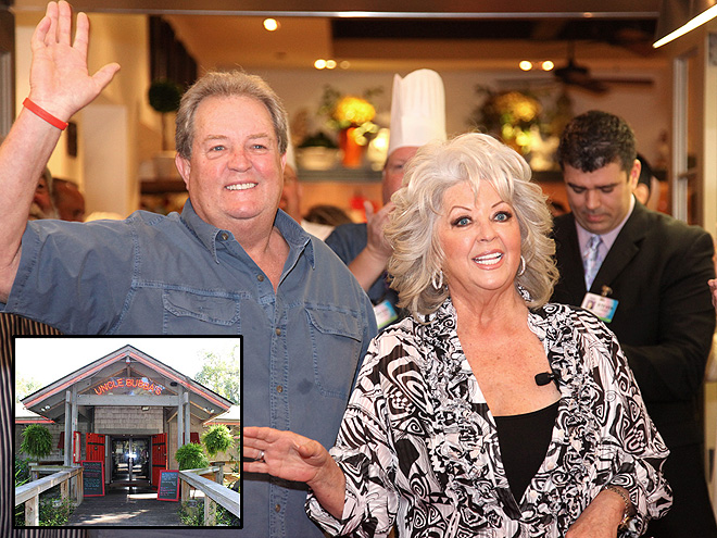 2. A SIDE OF CONTROVERSY  photo | Paula Deen