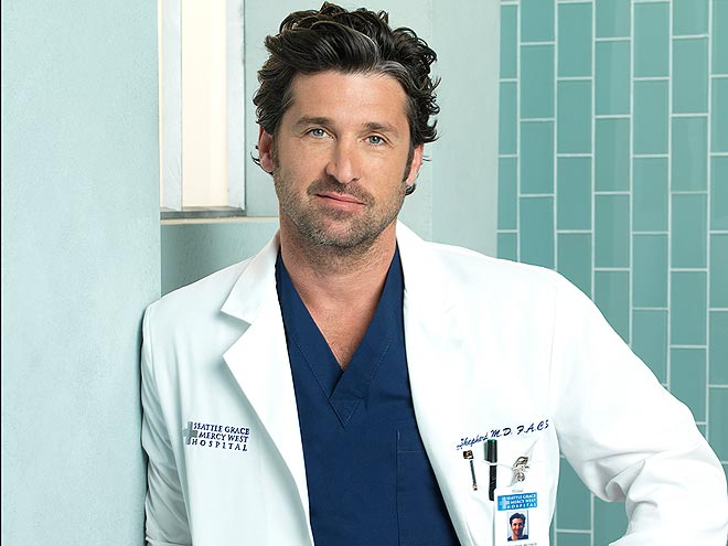 HONORABLE MENTION: PATRICK DEMPSEY photo | Pink
