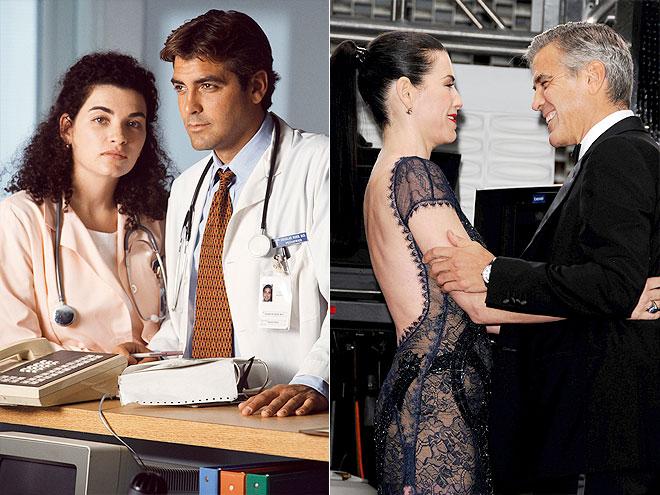 GEORGE & JULIANNA photo | George Clooney, Julianna Margulies