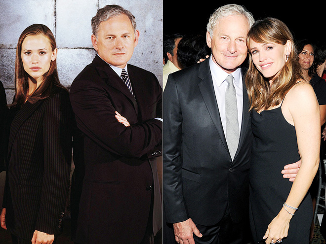 JENNIFER & VICTOR photo | Jennifer Garner, Victor Garber
