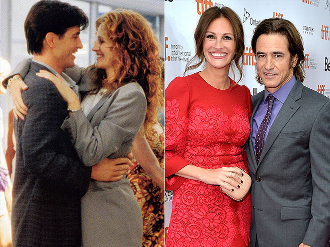 JULIA & DERMOT photo | Dermot Mulroney, Julia Roberts