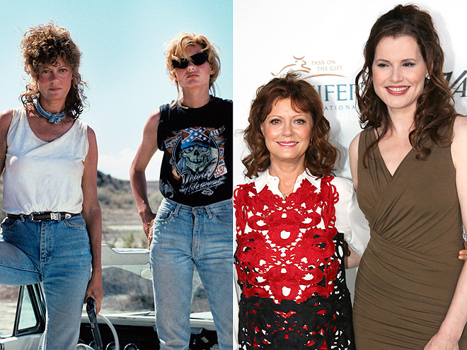 SUSAN & GEENA photo | Geena Davis, Susan Sarandon