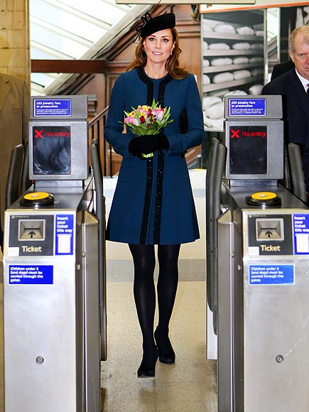 MORNING COMMUTER photo | Kate Middleton