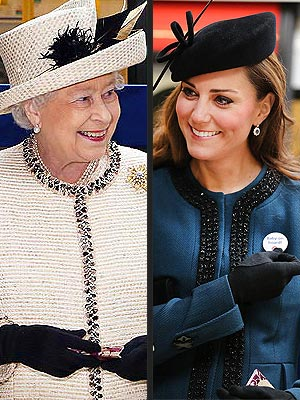 Kate & the Queen's Adventures on the London Tube