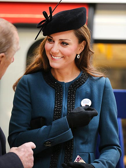 BADGE OF HONOR photo | Kate Middleton