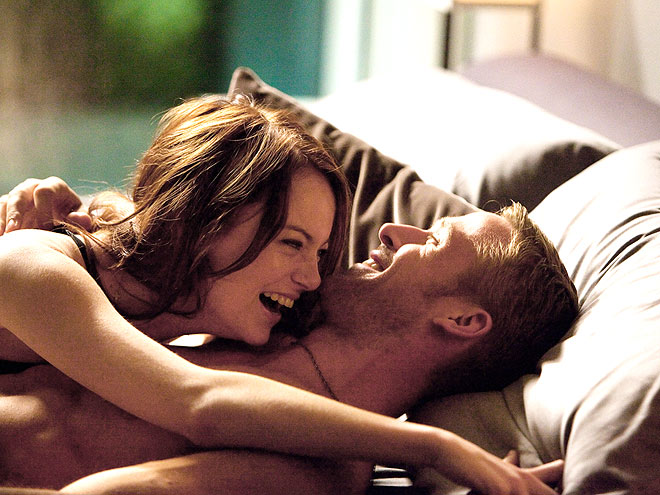 EMMA: LIKES HIS BRAIN photo | Emma Stone, Ryan Gosling