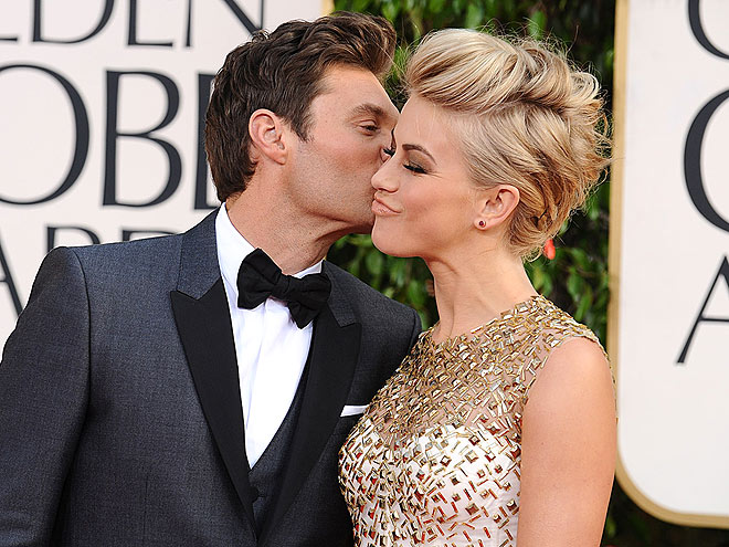 GOLDEN TIMES photo | Julianne Hough, Ryan Seacrest