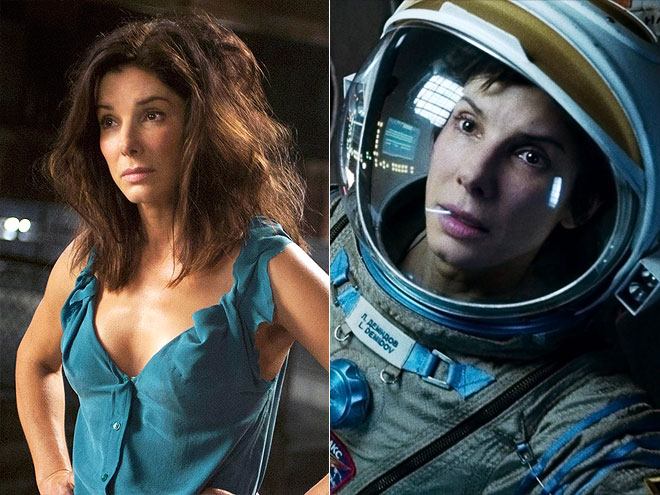 SOARING SUCCESS photo | Sandra Bullock