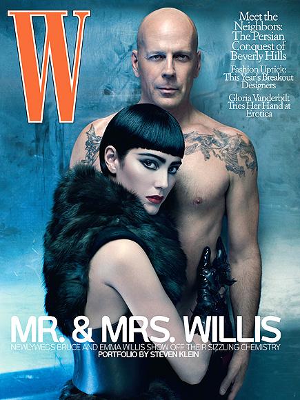 EMMA & BRUCE photo | Bruce Willis
