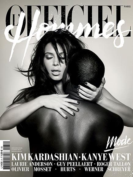 KIM & KANYE photo | Kanye West, Kim Kardashian