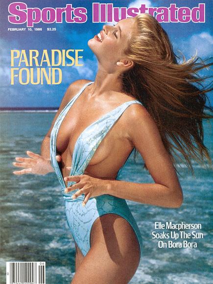 1986: ELLE MACPHERSON photo | Elle Macpherson
