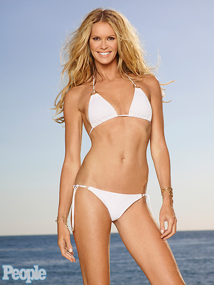 Sports illustrated swimsuit cover models over the years heidi klum