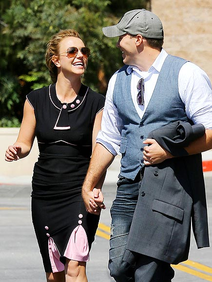 BRITNEY & DAVID photo | Britney Spears