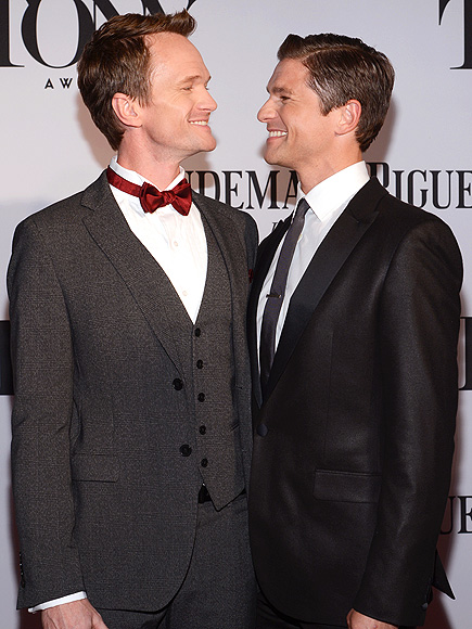NEIL & DAVID photo | David Burtka, Neil Patrick Harris