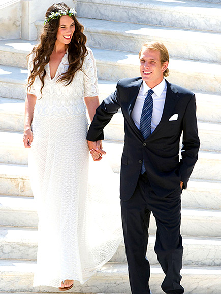 ANDREA & TATIANA photo | Andrea Casiraghi