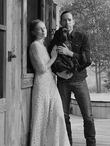 KATE & MICHAEL photo | Kate Bosworth, Michael Polish