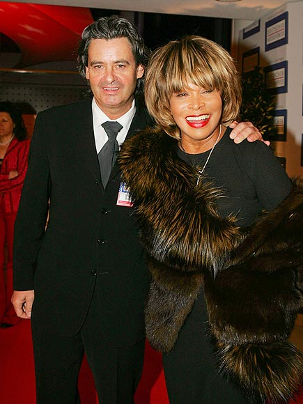 TINA & ERWIN photo | Tina Turner