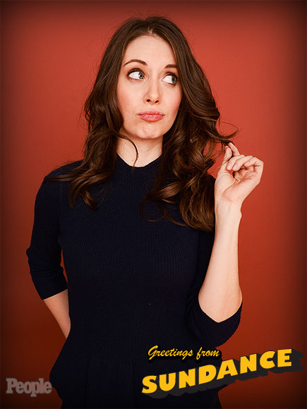 ALISON BRIE photo | Alison Brie