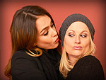 Sundance Film Festival Photo Booth Fun | Amy Poehler, Jessica Alba