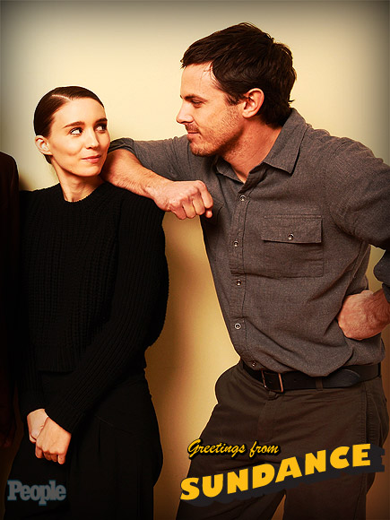 ROONEY MARA & CASEY AFFLECK  photo | Casey Affleck, Rooney Mara