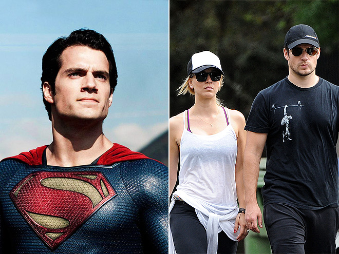 SUPERMAN photo | Henry Cavill, Kaley Cuoco-Sweeting