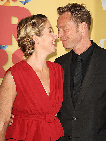 CHRISTINA & MARTYN photo | Christina Applegate