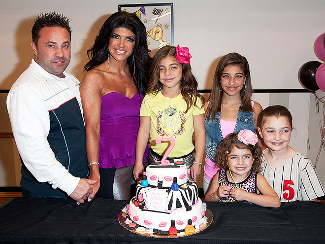 TROUBLE AT HOME photo | Joe Giudice, Teresa Giudice
