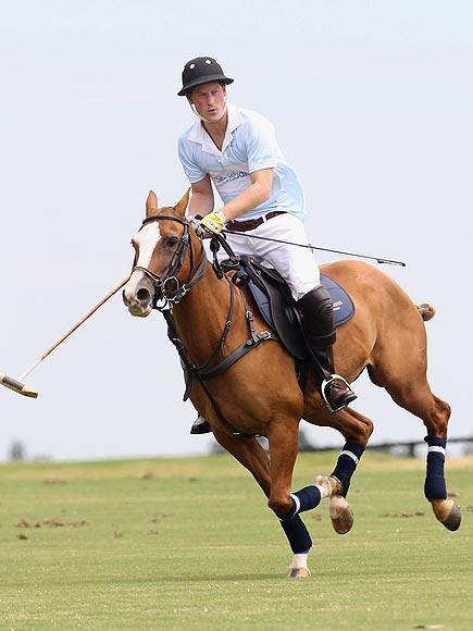 PONY UP photo | Prince Harry