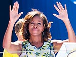 See Latest Michelle Obama Photos