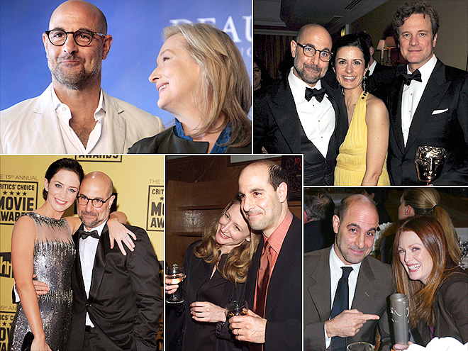 THEIR GUEST LIST photo | Stanley Tucci