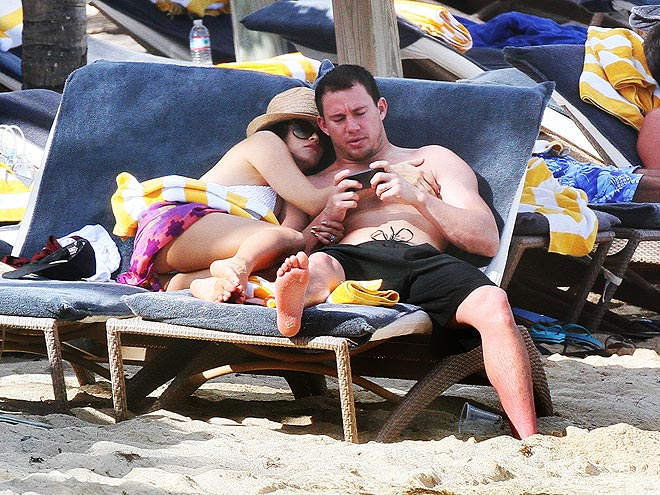 CHANNING & JENNA DEWAN-TATUM photo | Channing Tatum, Jenna Dewan