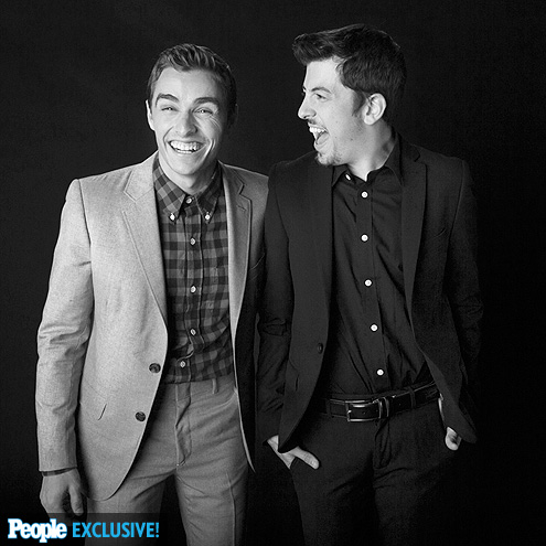 DAVE & CHRISTOPHER photo | Christopher Mintz-Plasse, Dave Franco