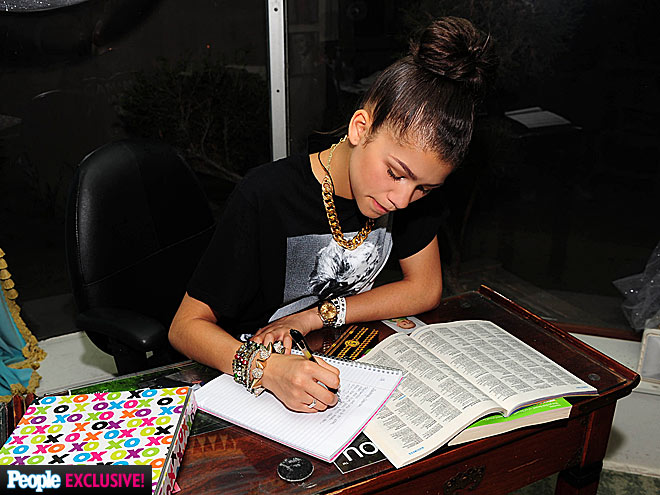 PAPER TRAIL photo | Zendaya Coleman