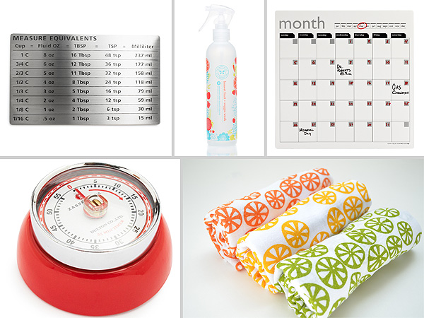 Jessica Alba Kitchen Essentials