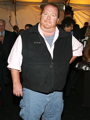 Mario Batali attends the Brooklyn Academy Of Music